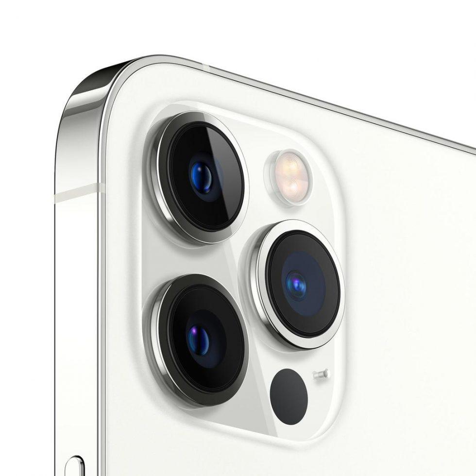 Apple 12 pro max silver